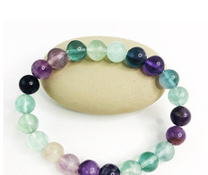Fluorite crystal for focus and sharp mind