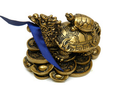 feng shui dragon turtle symbol