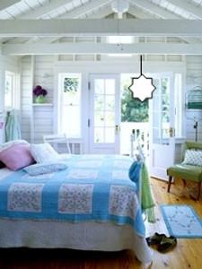 Cure an Exterior Door in bedrooms