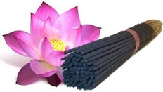 lotus incense