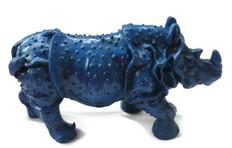 Feng Shui Blue Rhino