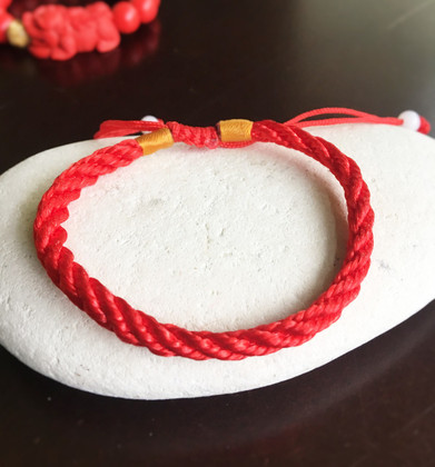 The Power of The Red Bracelet