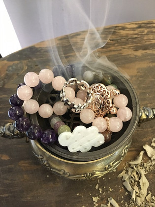KIT for Cleansing Stones, Crystals and Jewelry