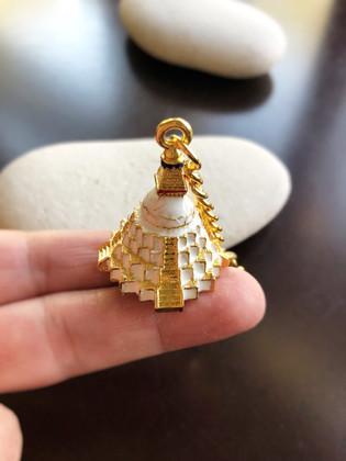 Feng Shui Boudhanath Stupa for Abundance & Happiness
