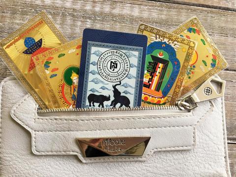 Wallet Metal Cards