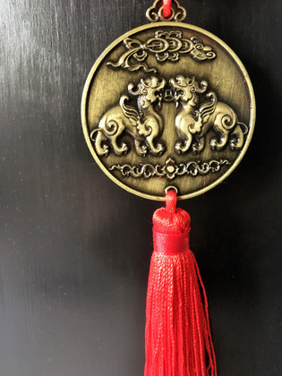 Flying Pi Yao Door Hanger for Protection &  Good Fortune