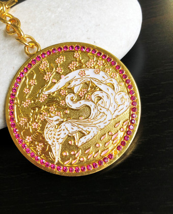 9 -Tailed Fox Amulet for those looking for a  Partner