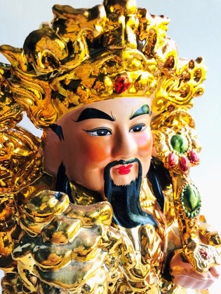 God of Wealth & Fortune