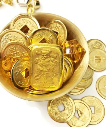 God of Wealth Bowl