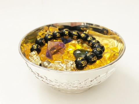 Jewelry Rest Bowl for Wealth Bracelets