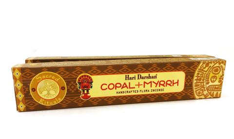 Copal + Myrrh