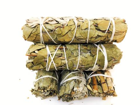 Sage + Eucalyptus Smudge Stick