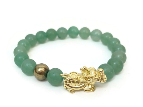 Energy Bracelet: Protective Jade