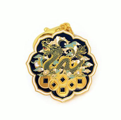 Dragon Heaven Seal Amulet