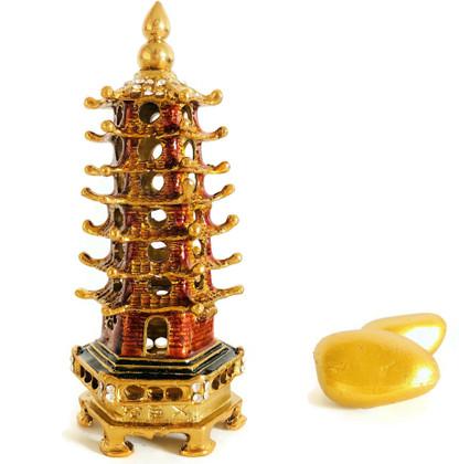 7 Level Pagoda for Career & Business
