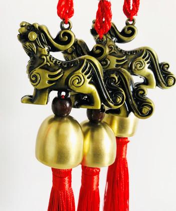 Pi Yao Bell Door Hanger