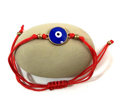 Evil Eye Red Cord Bracelet.