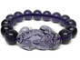 Liuli Crystal PiYao Bracelet for Protection and Wealth