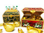Wealth Treasure Chest for Enormous Windfall Luck