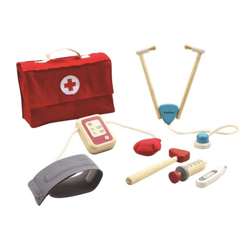 Set doctora Plan toys