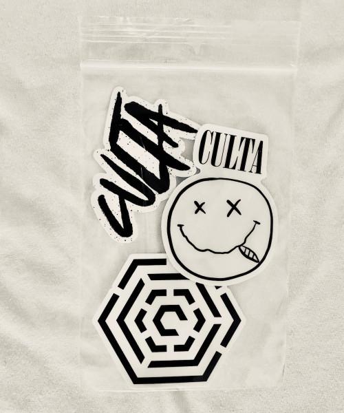 CULTA Logo Sticker Pack