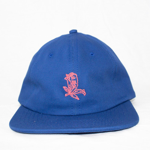 CULTA blue weedies hat front