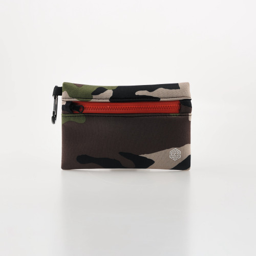 CULTA ALL SEEING EYE NEOPRENE POUCH [Camo]