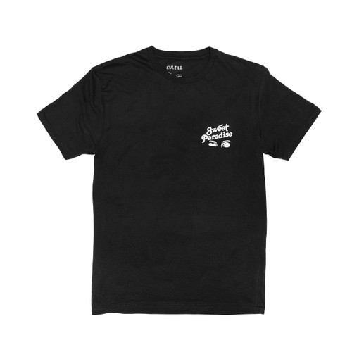 SWEET PARADISE T-shirt [Black]