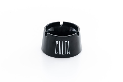 CULTA RESIN ASTRAY [Black]