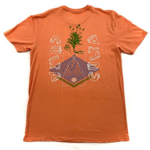 CULTA WAVE DEPTH TEE [Orange]