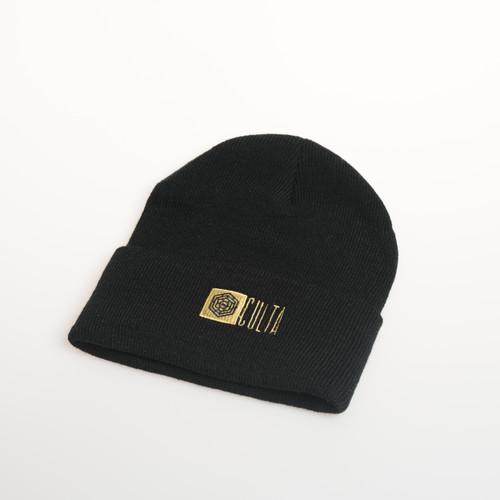 CULTA Core Beanie [Black]