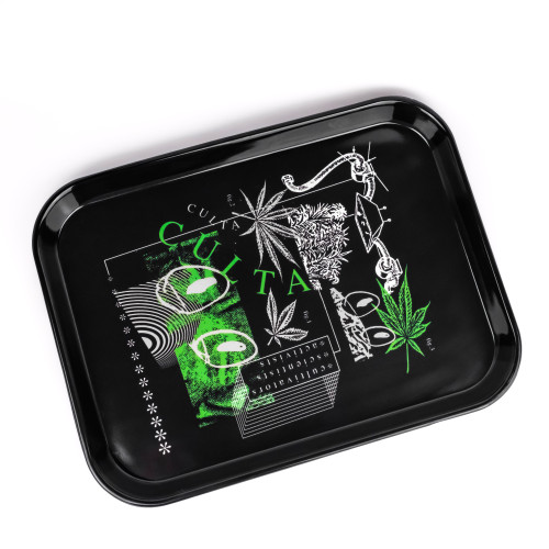 Full Bloom Rolling Tray