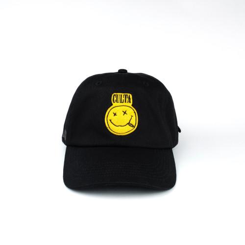 CULTA 90's Dad Hat [Black]