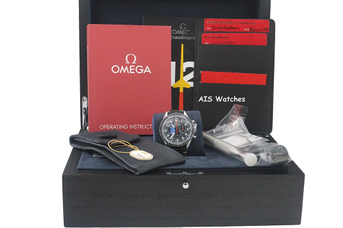 NOS Omega Speedmaster Hodinkee 10th Anniversary Limited 311.32.40.30.06.001