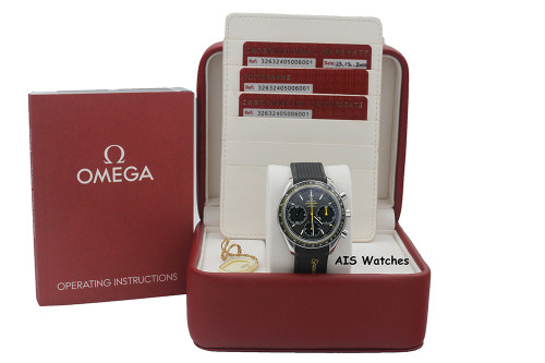 Omega Speedmaster Racing Co-Axial Chronograph 40MM 326.32.40.50.06.001 B&P