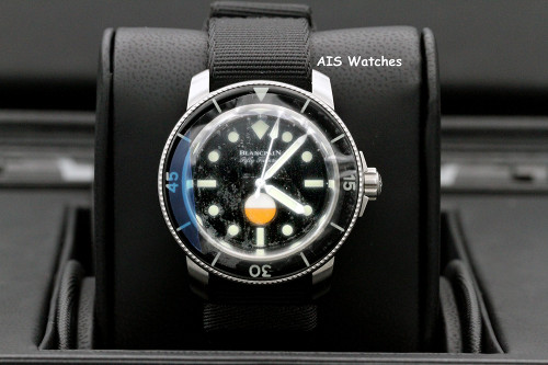 BNIB Blancpain Fifty Fathoms MIL-SPEC Hodinkee 250 Limited Edition - SEALED B&P