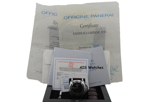 Panerai PAM127 FIDDY Luminor 47 MM with Papers