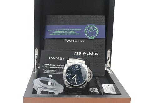 Panerai PAM 1316 Luminor 1950 44 3 Days Automatic Specchio Blu Stainless Steel