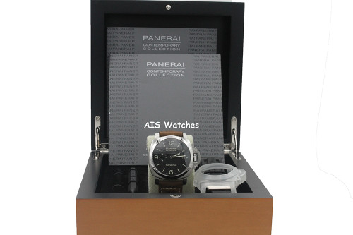 Panerai PAM 312 Luminor 1950 3 Days Automatic 44MM Box & Papers