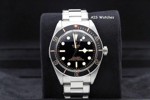 BNIB Tudor 79030N Black Bay Fifty-Eight 58 39MM Bracelet BB58 Box & Papers