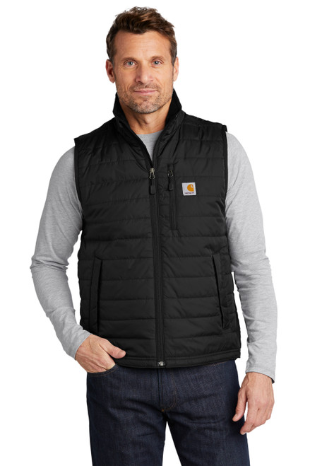 Black Carhartt® Gilliam Vest