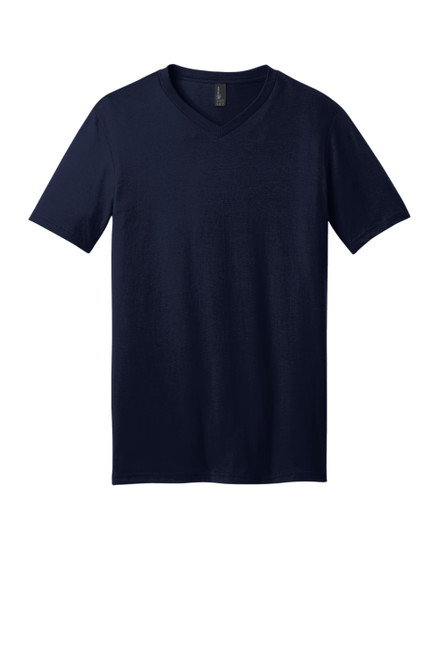 New Navy District Very Important Tee V-Neck