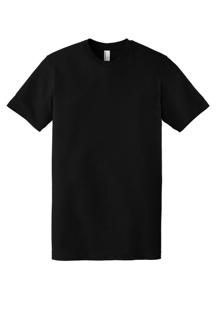 Black - American Apparel ® Fine Jersey T-Shirt