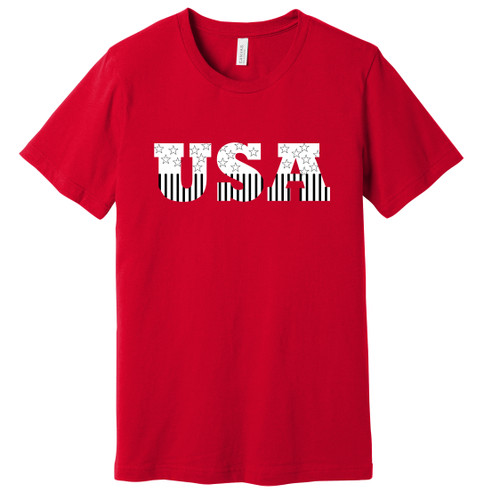 USA Stars & Stripes Tee