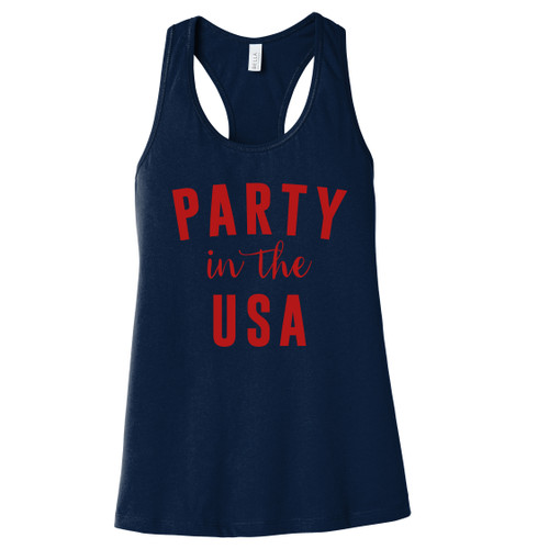 Party in the USA Tank