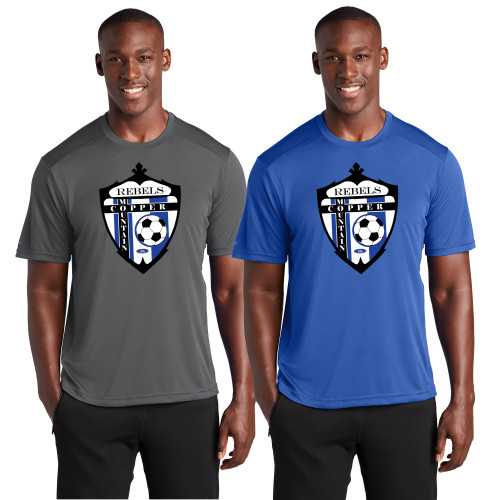 Rebel's Soccer Team Performance Tee Adult/Youth