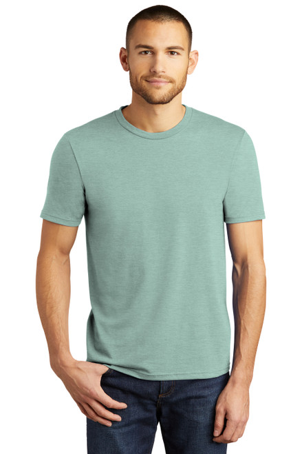 Heather Dusty Sage District Perfect Tri Tee