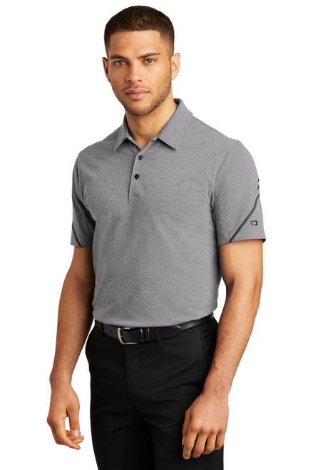 Grey Heather OGIO Tread Polo