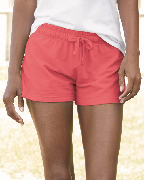 Watermelon Comfort Colors Women's French Terry Shorts