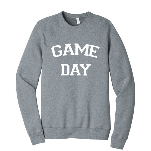 Athletic Heather Game Day